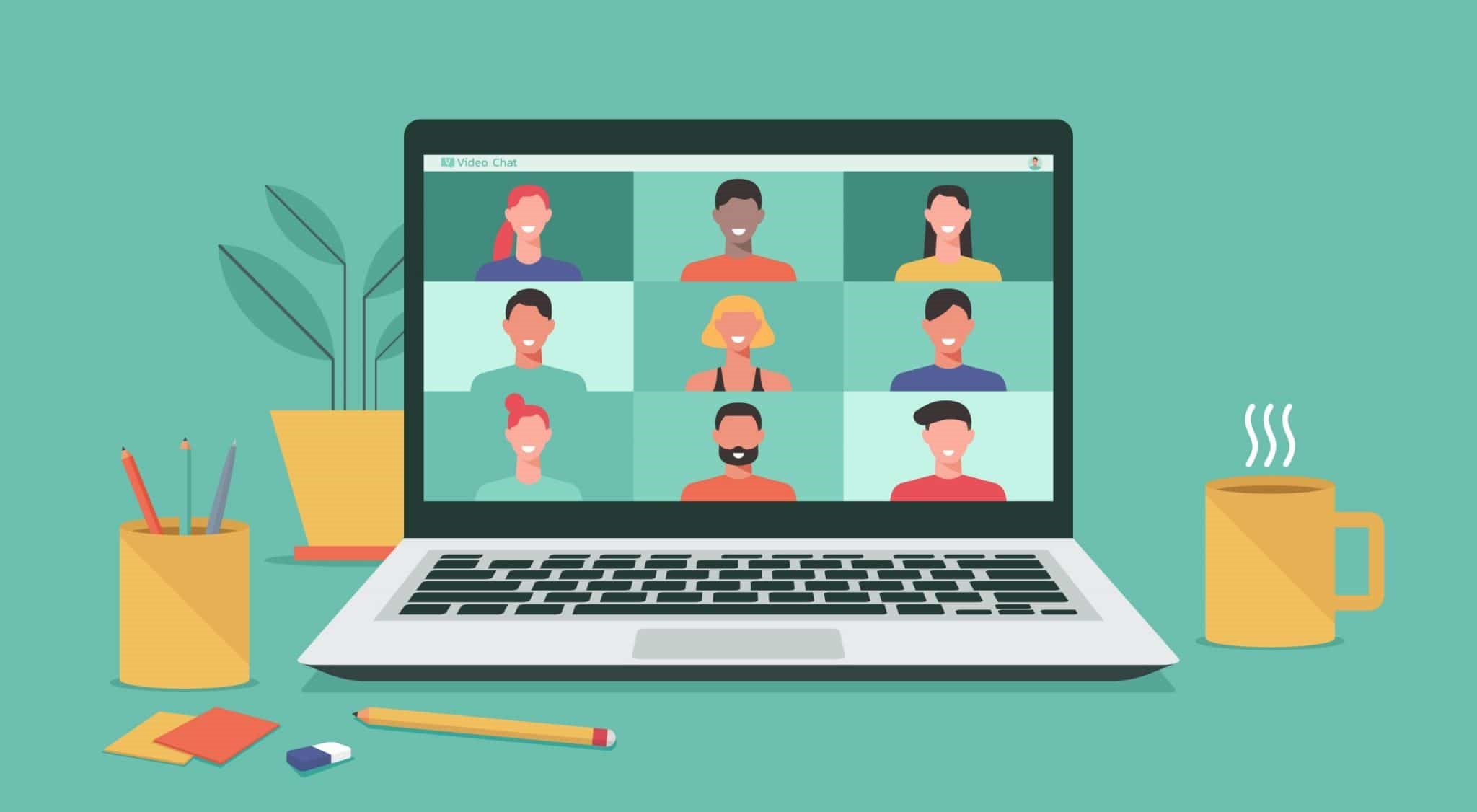 4 SOFTWARE VIDEO CONFERENCING TERBAIK